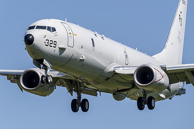 Boeing P-8 POSEIDON - © by Robert Kysela