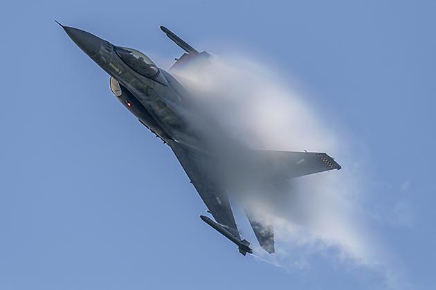 Lockheed Martin F-16C VIPER - © Rob Kysela / CHK6