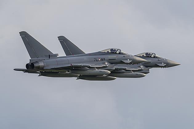 Eurofighter EF-2000 - © by Robert Kysela
