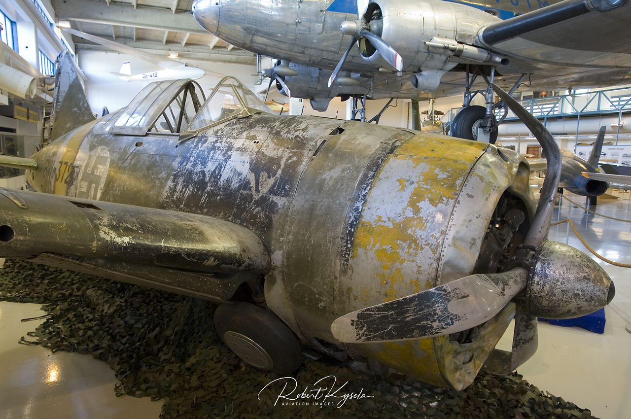 Brewster BUFFALO F2A-1   - © by Robert Kysela