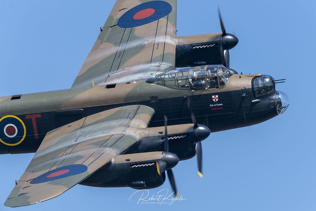 AVRO LANCASTER B.Mk III   - © by Robert Kysela