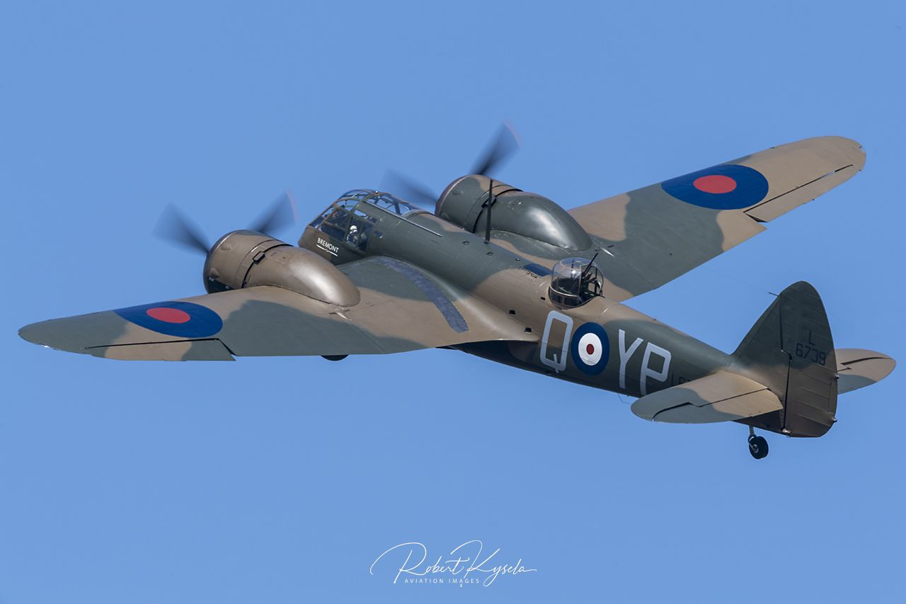 Bristol BLENHEIM Mk.1F   - © by Robert Kysela