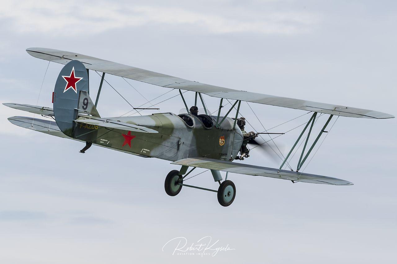 Polikarpov Po-2  - © by Robert Kysela