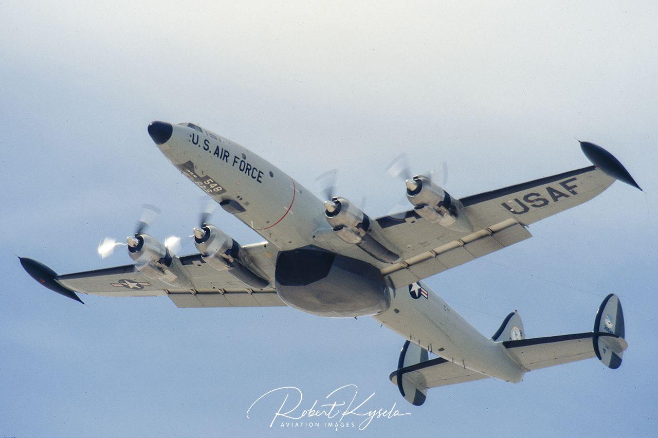 Lockheed EC-121 WARNING STAR - © by Robert Kysela