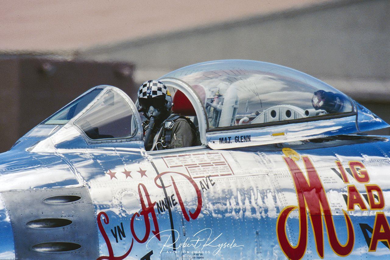 North America F-86F SABRE - © by Robert Kysela