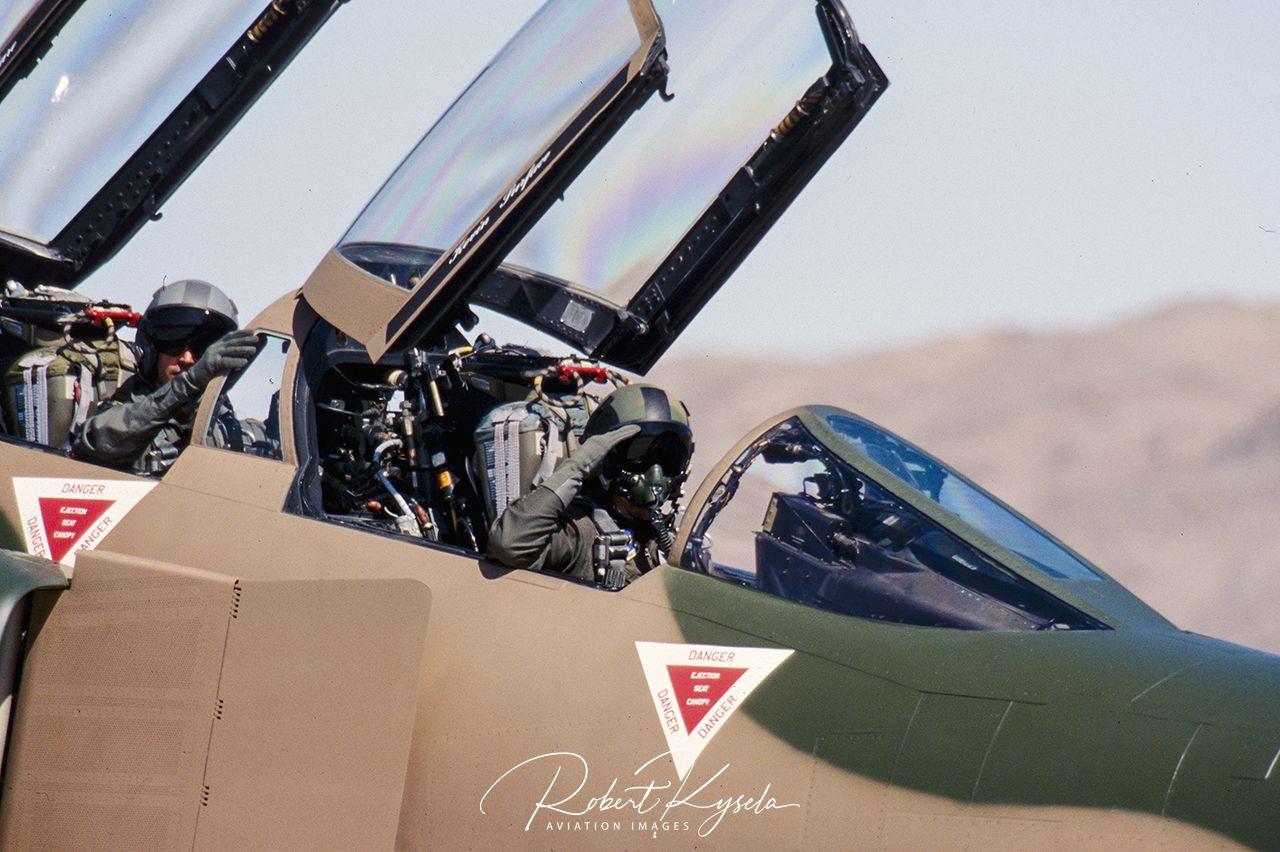 McDonnell Douglas F-4D PHANTOM II - © by Robert Kysela