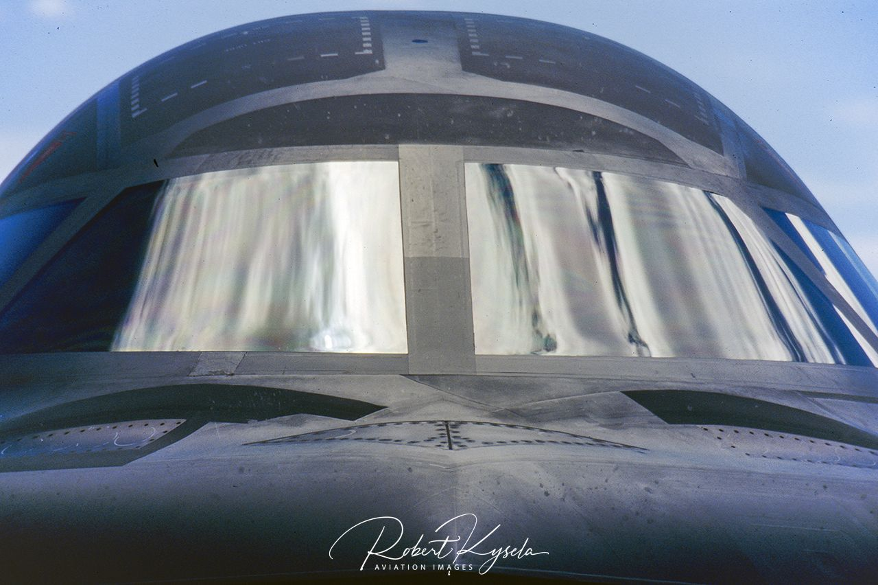 Northrop B-2A SPIRIT - © by Robert Kysela