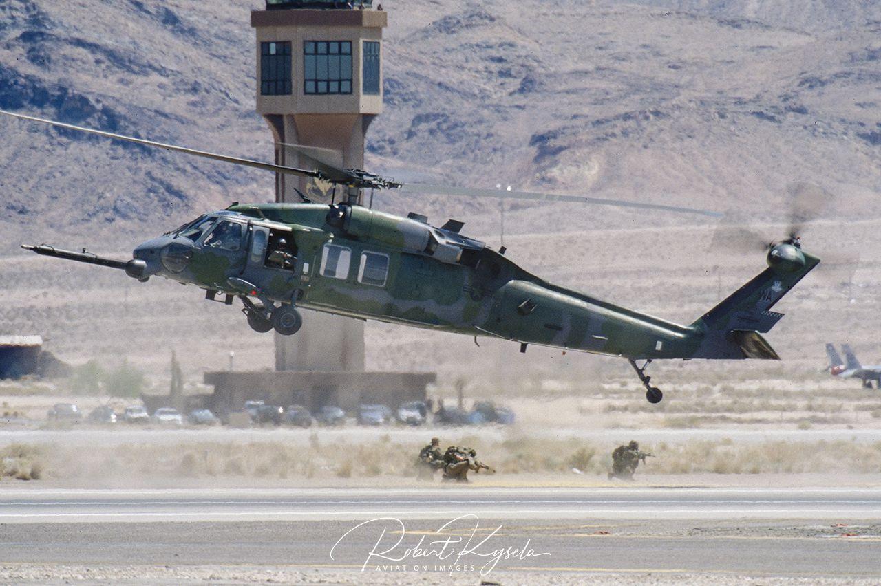 Sikorsky SH-60 BLACKHAWK - © by Robert Kysela