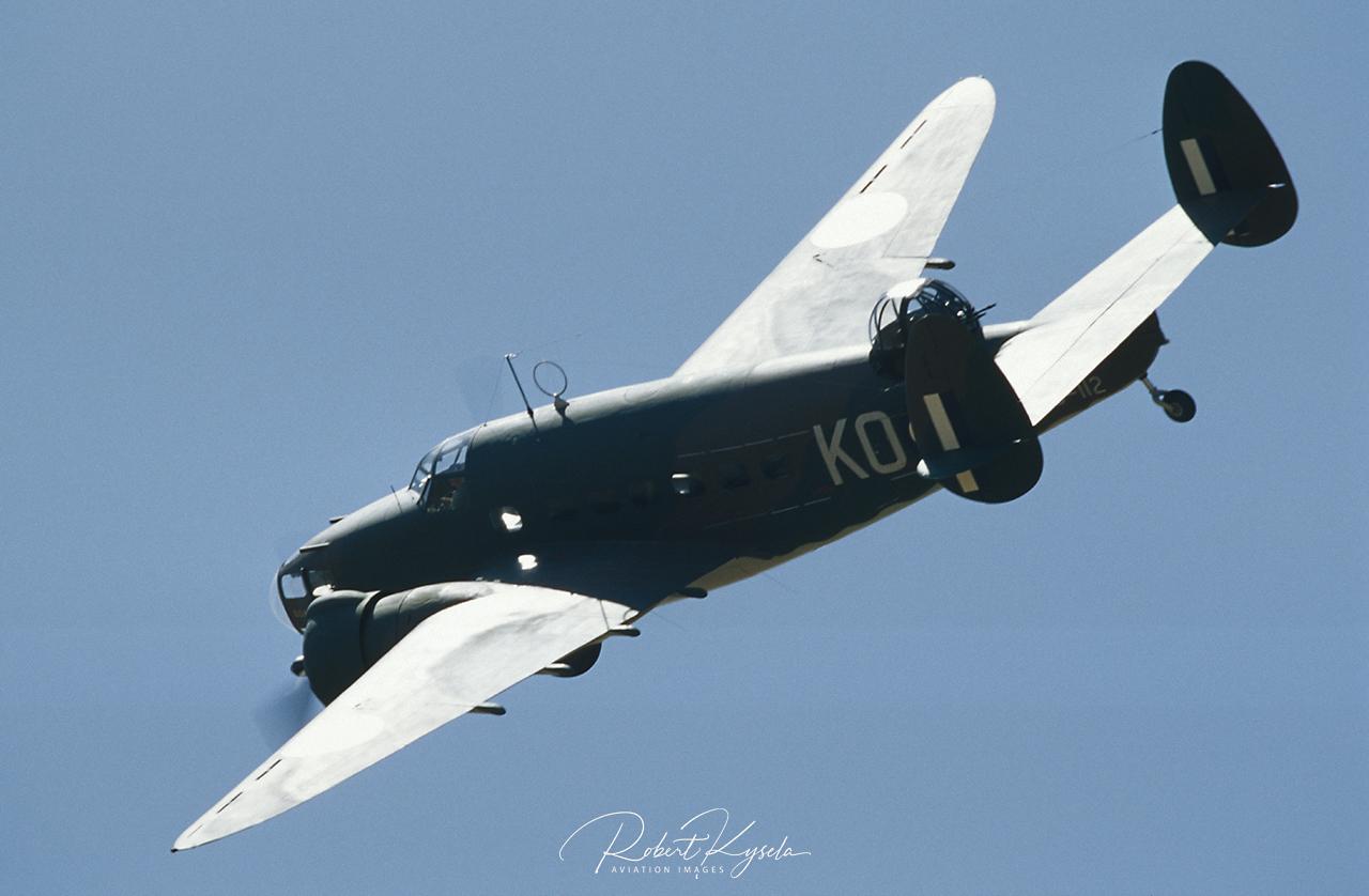 Lockheed Hudson  -  © by Robert Kysela