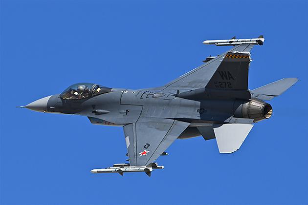 Lockheed Martin F-16C VIPER - © Shawn Clish / CHK6