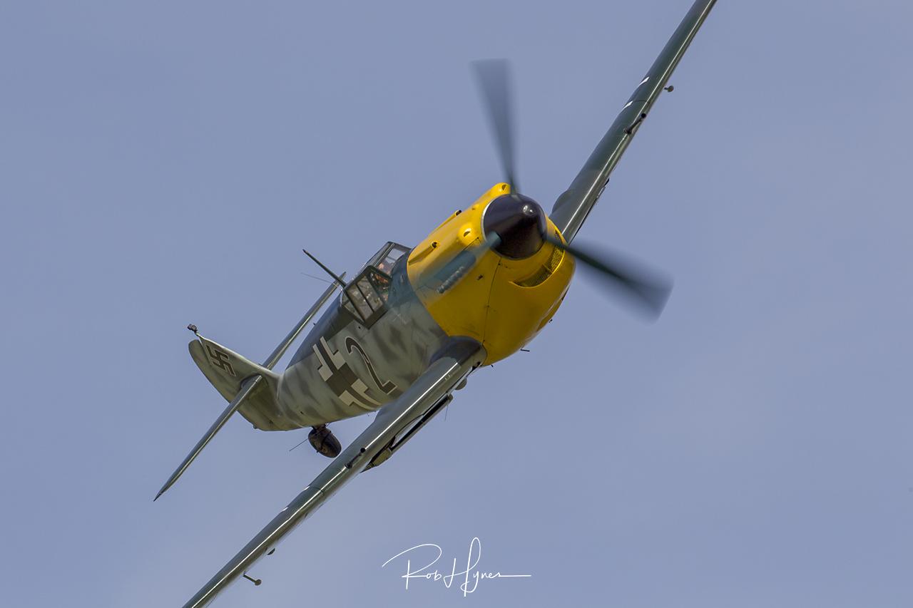 Hispano Aviation HA-1112 M1L BUCHON   - © by Rob Hynes
