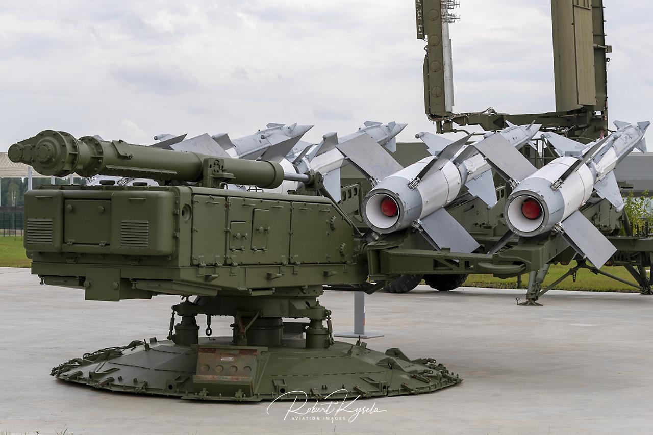 "S-125 ""NEWA"" (NATO Code: SA-3 GOA)   - © by Robert Kysela"