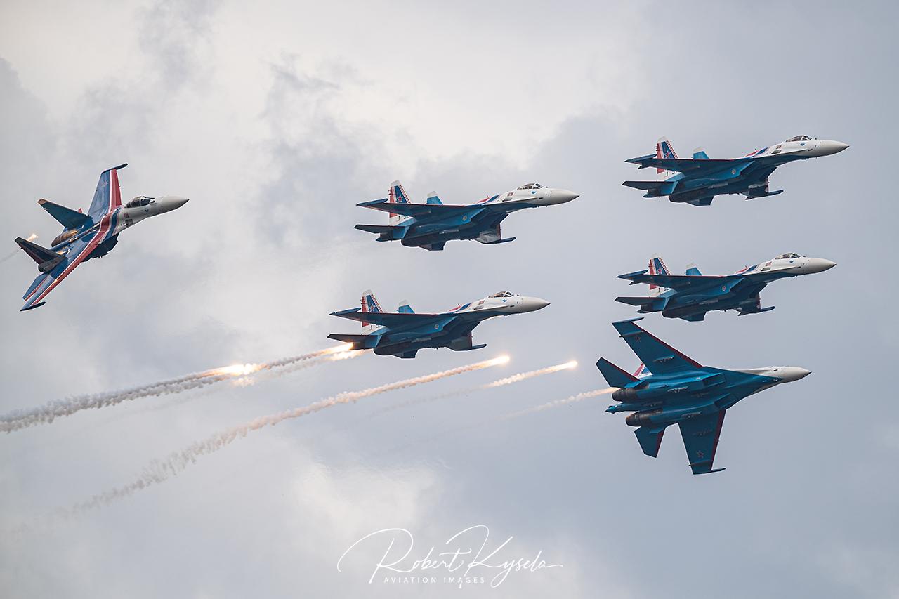 Русские Витязи / Russian Knights  -  © by Robert Kysela