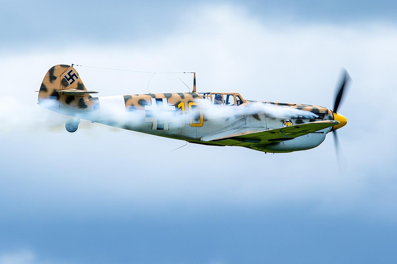 Hispano Aviación HA-1112-M1L BUCHON  -  © by Will Moore