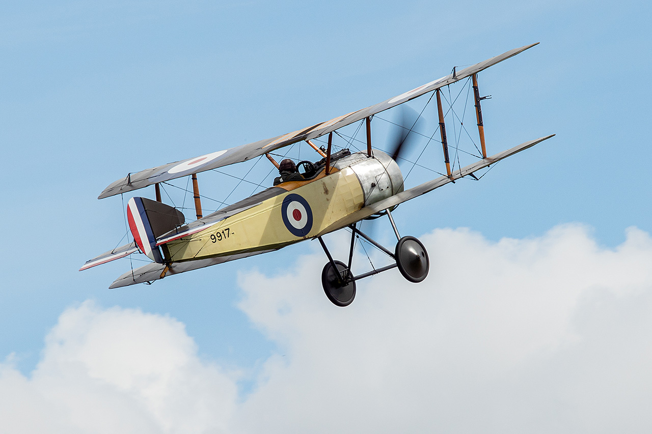 Sopwith PUP  -  © by Will Moore