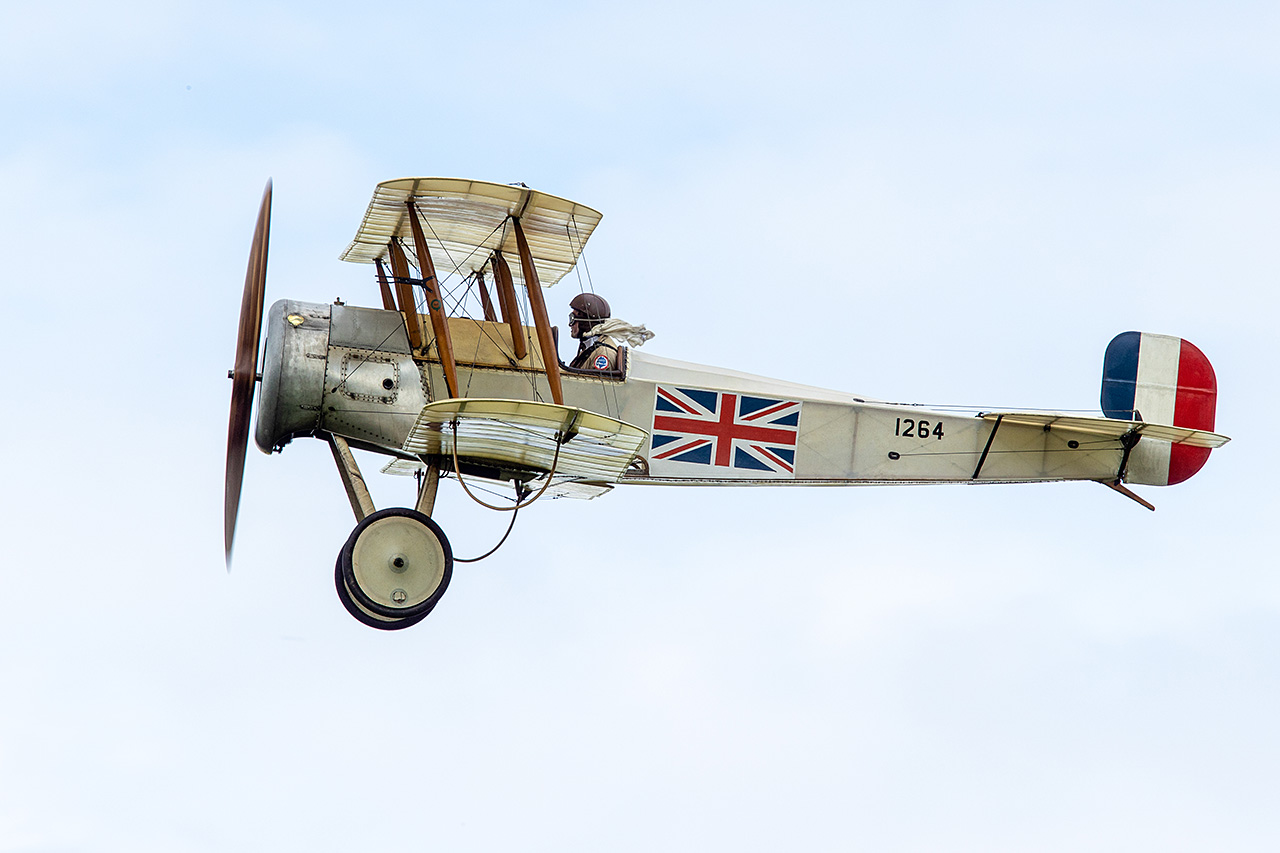 Bristol SCOUT  -  © by Will Moore